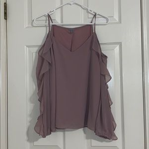 Charlotte Russe flowy blouse